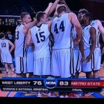 Metro State Defeats #1 West Liberty 83-76 to Advance to Division 2 National Championship
