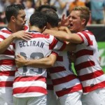 USA Scores 5th Gold Cup Trophy
