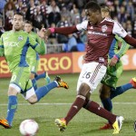 Rapids Season Over with Playoff Loss To Seattle