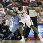 Nuggets Fall to Rockets in Houston, 122-111