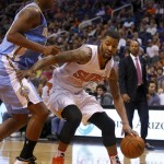 Markieff Morris's Career Night Propels Suns, Nuggets Fall to 1-4