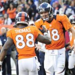 Manning, Broncos Look To Stay Hot Against San Diego