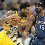 Wilson Chandler, Nuggets Prevail with 117-113 Win Over Wolves