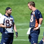 Welker Should Not Play Again This Season