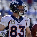 How Useful Can Welker Be?