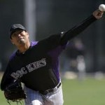 De La Rosa's Perseverance Results To Opening Day Start