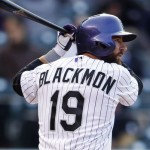 Now Or Never For Blackmon