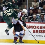 Shame On Wild For Resorting To Goon Tactics