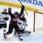 MacKinnon Quickly Becoming Mr. Spring