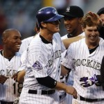 Good Developments Early On Can Help Rockies
