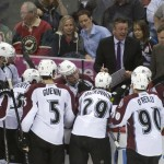 Applying Playoff Lessons Will Be Key For Avs