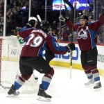 Avs Top Line Setting Tone For Playoff Success
