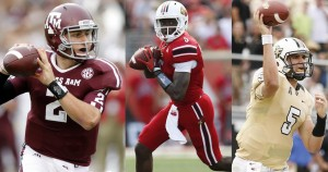 2014 NFL Draft: Comparing The Top QBs
