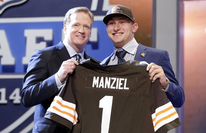 manziel browns