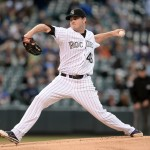 Rewarding Major League Debut for Matzek