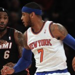 Time For Decision By Carmelo and King James