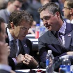 Sakic Makes Most of Stastny's Departure