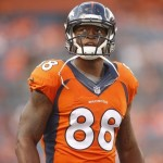 Forget Calvin Johnson, This Is Demaryius Thomas' Season