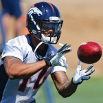 Can Cody Latimer Replace Eric Decker?
