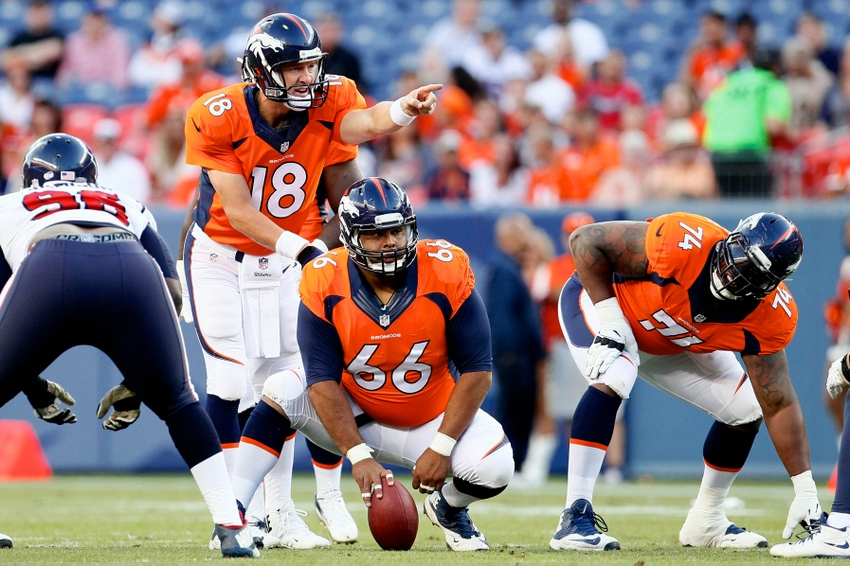 NFL: Preseason-Houston Texans at Denver Broncos