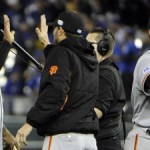 Giants Send Message To Royals