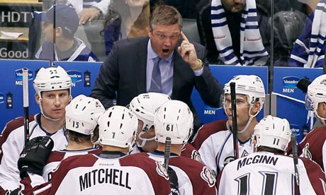 The Colorado Avalanche are 4-0 under new head coach Patrick Roy