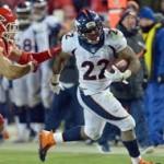 Chiefs Play Like Pretenders Against Broncos Again