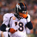 Manning's Struggles Could Mean Quick Playoff Exit