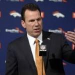 Kubiak Embraces Being New Broncos Coach