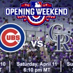 Colorado Rockies Home Opener Tickets Averaging $139 on Secondary Market