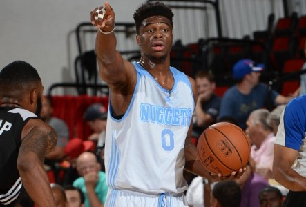 mudiay summer league