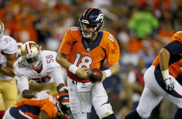 Broncos Manning